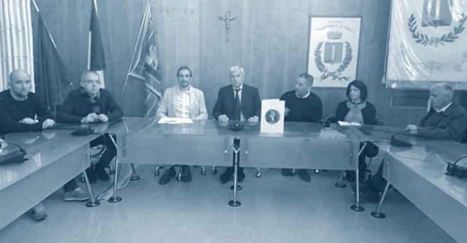Conferenza sindaci della Val d'Illasi a favore della giornata mondiale della consapevolezza dell'Autismo